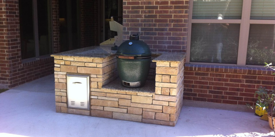 Just a Big Green Egg